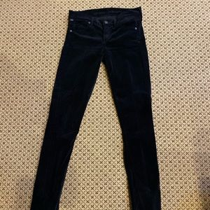 Citizens of Humanity Velvet Jeans size 26